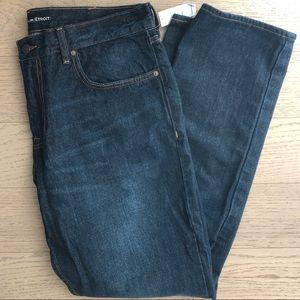 NWT 36x32 Old Navy Slim Fit Dark Wash Jeans